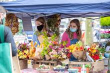 London's Chiswick Flower Market to return in May