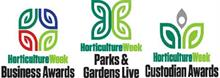 Get set for Horticulture Week Business Awards, Custodian Awards and Parks & Gardens Live