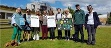 Coalition of national organisations call on political leaders to save UK parks