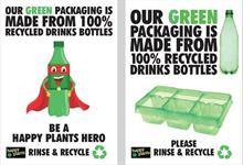 Porters Fuchsias launches Happy Plants hero recycling message