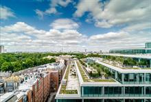 Growing interest in green spaces in office developments