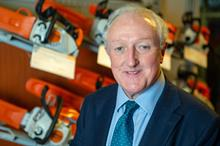 Robin Lennie to retire from STIHL GB with Hasbro's Kay Green to take over