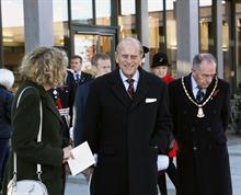 HRH The Duke of Edinburgh - National Memorial Arboretum and RHS join mourning