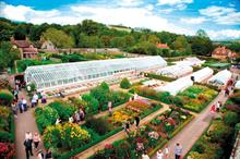 Art to fund West Dean Gardens Glasshouse Appeal