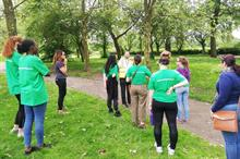 Urgent need to recruit for UK parks identified