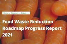 Food waste reduction progress report shows movement