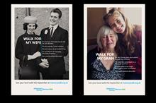 Digital Campaign of the Week: The Alzheimer's Society's poignant film raises awareness of its Memory Walk fundraising event