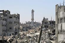 Gaza crisis appeal raises £6m from the public in three days