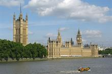 Government to reject Lord Hodgson's proposals to reform the lobbying act
