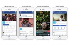 Facebook to facilitate donating from social media pages