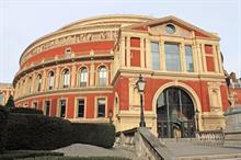 A battle royal at the Albert Hall