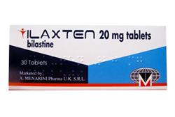 Ilaxten: novel non-sedating antihistamine