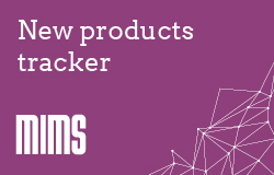 New products - live tracker