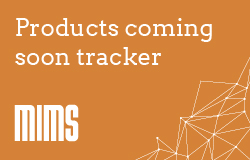 Products coming soon - live tracker