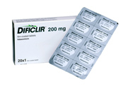 Dificlir: a new antibacterial for C. difficile infection
