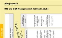 Management of Asthma in Adults (BTS/SIGN Guideline)