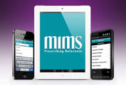 Download the MIMS app