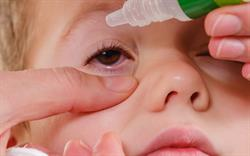 Chloramphenicol eye drop contraindication advice published