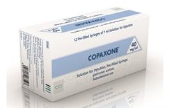 New Copaxone formulation for less frequent administration