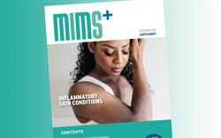 New MIMS supplement available: inflammatory skin conditions