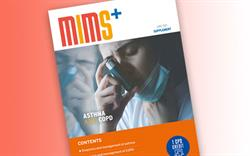 MIMS supplement on asthma and COPD