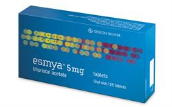 Esmya licensed for intermittent fibroid treatment
