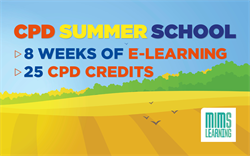 Top up your e-learning with MIMS Learning's summer school