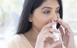 New combination nasal spray for allergic rhinitis