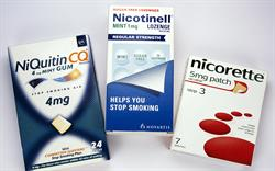 Prescribing of smoking cessation products plummets after funding cuts