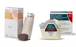 Two new steroid inhalers launched