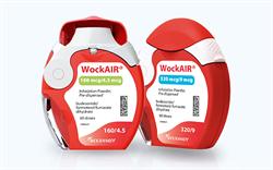 Fourth formoterol/budesonide dry powder inhaler launched