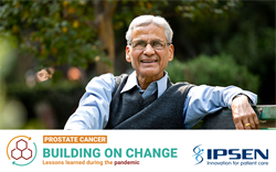 Prostate cancer care | Building on change; lessons learned during the pandemic