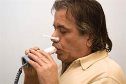 Smoking cessation in COPD patients