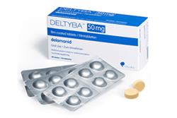 Deltyba: new antibacterial for multidrug-resistant tuberculosis