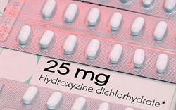 Hydroxyzine: risk of QT prolongation and torsade de pointes
