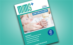 MIMS publishes supplement on cow's milk allergy