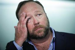 Alex Jones's InfoWars online store hit by Magecart