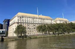 MI5's counter espionage organisation made public