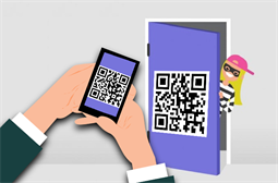 Phishing campaigns using QR Codes on mails to evade URL scans