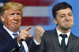 Trump mentioned Crowdstrike, referred to DNC server in call with Ukraine president