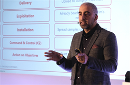 InfoSecurity 2019: Know your risk and take steps to mitigate it, says McAfee's Raj Samani