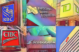 Large-scale phishing campaign targets Canadian banks