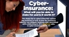 Cyber-insurance: What will you be able to claim for and is it worth it?