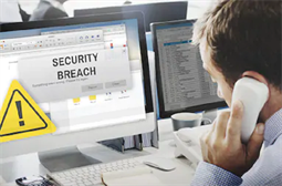 UK businesses online faced more than one attack per minute in 2019