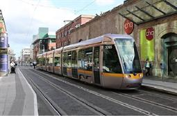 Cyber-criminals compromise website for Dublin tram system, post ransom demand
