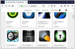 Avast places flashlight apps' permission requests in the spotlight