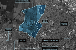 £2 billion 'Golden Valley' cybersecurity campus to be built next to GCHQ
