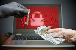 Ransomware attack forces US healthcare provider to turn away patients