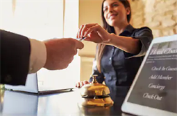 Hackers check in at hotel front desks worldwide