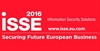 ISSE 2016 - 'Authentication is solved, verification is the hard part'